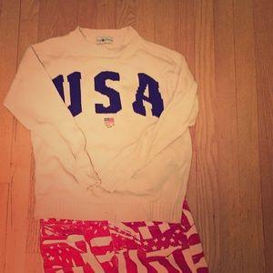 Vintage USA Cotton Sweater 🇺🇸